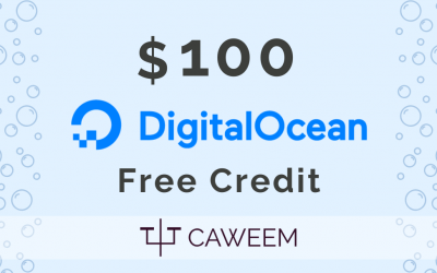 $100 Free DigitalOcean Credit – Use this Coupon